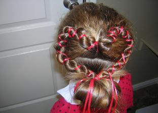 تسريحات شعر للعيد 2021 للأطفال