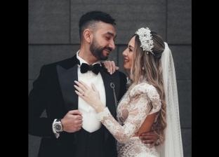 زفاف نادر حمدي وسارة حسني