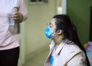 طفلة مصابة بمتلازمة داون