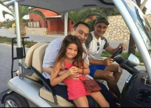 حفيدة الرئيس الأسبق حسني مبارك