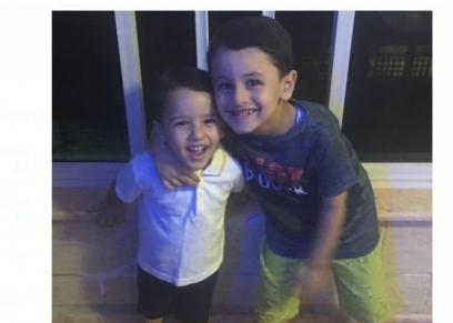 الطفلين يوسف وياسين
