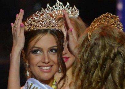 ملكة جمال روسيا
