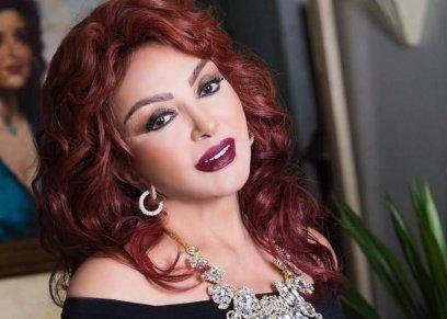 بالفيديو| نبيلة عبيد ترقص في عيد ميلادها على نغمات