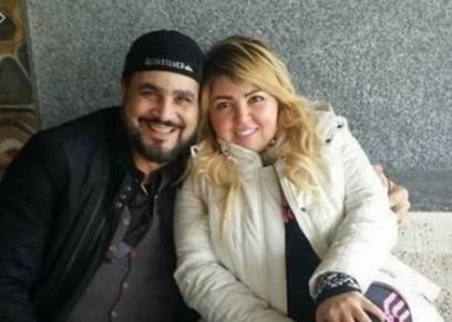 مها أحمد وزوجها مجدي كامل