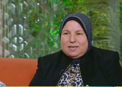 والدة الشهيد بالقوات المسلحة العقيد محمد إدريس