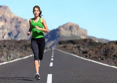 الجري مسافة ٥ كيلوا يفقدك الوزن
