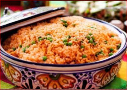ارز بالبسلة