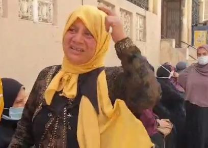 امهات طلاب الثانوية العامة بكفر الشيخ