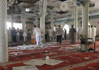 تفجيرات مسجد الروضة