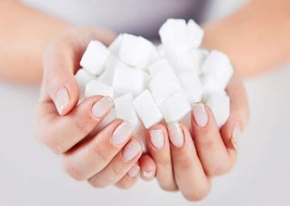 قطع السكر