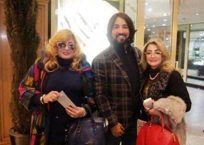 بالصور| شهيرة مع العائلة وسهير رمزي بالقبعة.. مناسبات ظهرت فيها الفنانتان دون حجاب