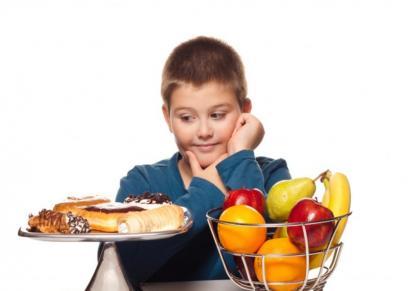 اطعمة تعزز مناعة الاطفال