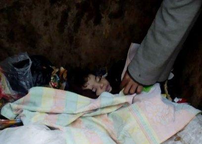 مصطفي .. الطفل الذى قتل علي يد زوجة عمه بالوراق