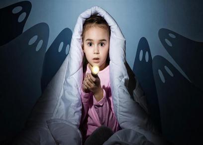 خطوات بسيطة تساعد في علاج خوف الأطفال من الظلام