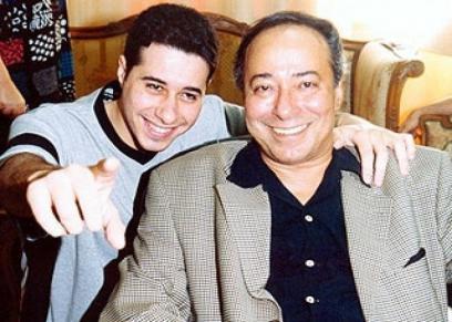 أحمد السعدني وصلاح السعدني