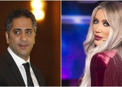 مايا دياب تشن حملة ضد فضل شاكر