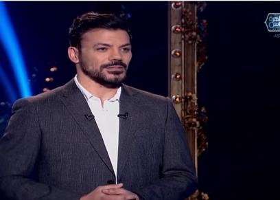 اللاعب عمرو زكي