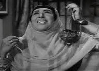 أمينة في فيلم بين القصريين