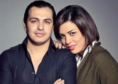 أحمد إبراهيم وزوجته الأولى