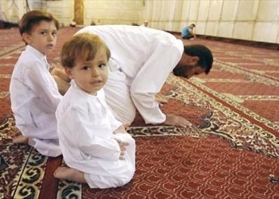 حكم الإجبار على الصلاة