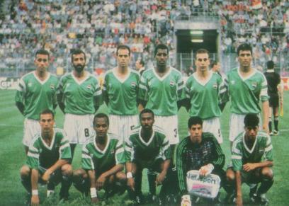 المنتخب المصري في كأس العالم 1990
