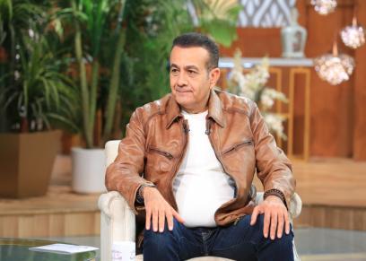 الإذاعي أسامة منير مقدم برنامج «أنا والنجوم وهواك»