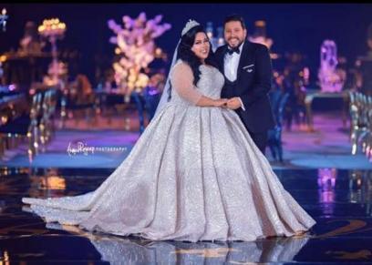 زفاف شيماء سيف