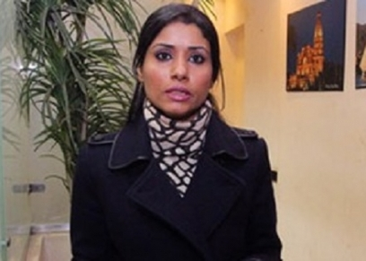 المحامية مها أبو بكر