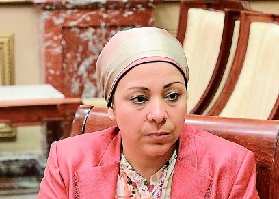 المحامية نهاد أبو القمصان، رئيسه المركز المصري لحقوق المراة