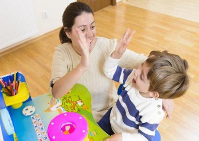 تعزيز ثقة الطفل وتقوية سلوكة