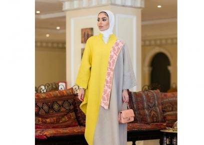 فاطمة العوضي خبيرة أزياء محجبات