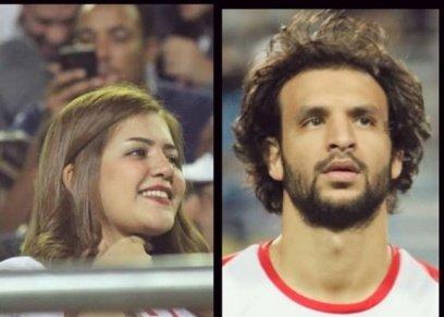 أول رد من زوجة محمود علاء عقب حصوله على لقب رجل المباراة