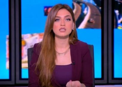 """الإعلامية ياسمين عز .. مقدمة برنامج """"حديث المساء"""""""