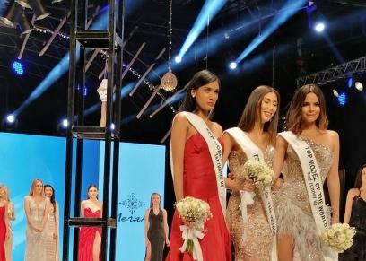 مسابقة ملكة جمال العالم توب موديلز ٢٠١٩ بالغردقة