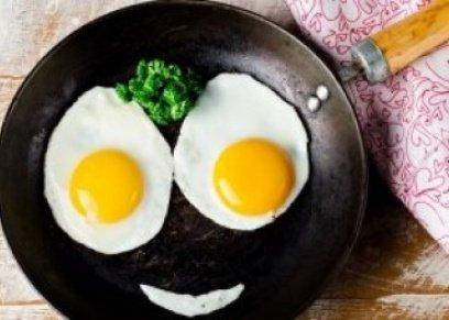 فوائد صفار البيض
