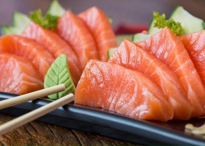 سمك السلمون والتونه يقللان خطر الموت المبكر