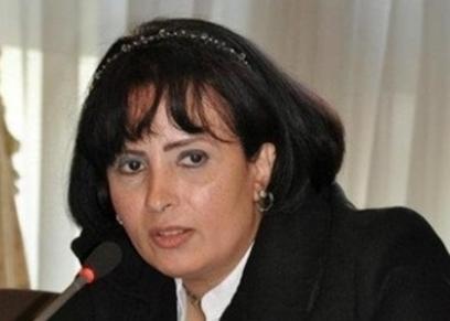 عزة العشماوي الأمين العام للمجلس القومي للطفولة