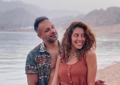 ميرنا الهلباوي ومحمد عطية