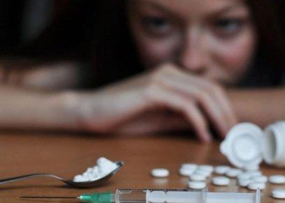 المخدرات
