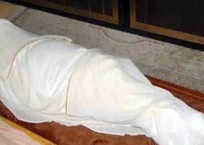 قتل زوجة أمام نجلها بسبب مطالبتها بحقها في