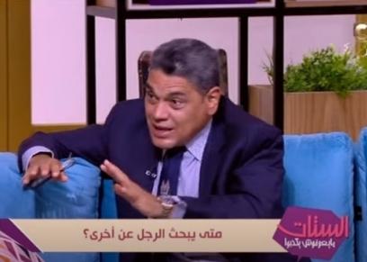 الدكتور معتز بالله عبدالفتاح.. أستاذ العلوم السياسية بجامعة القاهرة