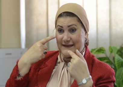 الدكتورة سحر السنباطي، أمين عام المجلس القومي للطفولة والأمومة