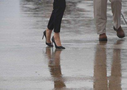 حذاء ميلانيا