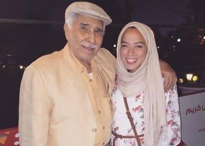 سارة صبري وعبد الرحمن أبو زهرة