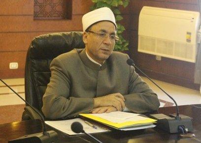 الدكتور محيي الدين عفيفي - الأمين العام لمجمع البحوث الإسلامية