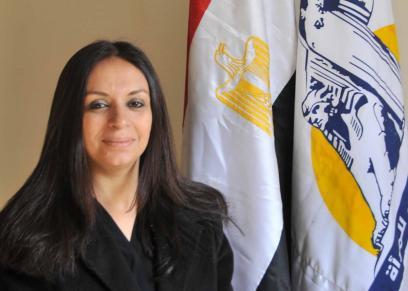 الدكتورة مايا مرسي رئيس المجلس القومي للمرأة