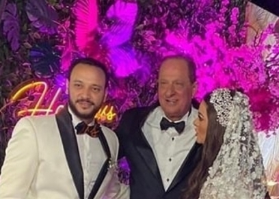 هنادي مهنا وهاني مهنا وأحمد خالد صالح