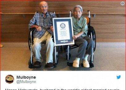 وفاة أقدم زوج في العالم.. تجاوزت مدة زواجه الـ81 عاما