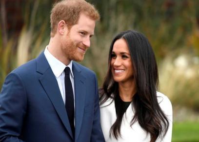 الأمير هاري وخطيبته- أرشيفية