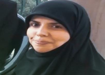 السيدة اللبنانية مريم فرحات